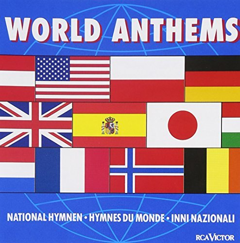 Fraser Donald World Anthems Import Eu
