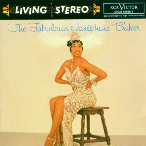 Josephine Baker/Fabulous Josephine Baker