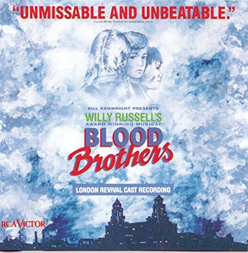 London Cast Blood Brothers Music By Willy Russell