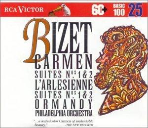 G. Bizet/Carmen Ste 1/2/L'Arlesienne St