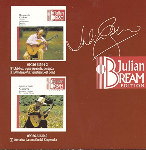 Julian Bream Highlights From Julian Bream E Bream (gtr)