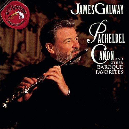 James Galway Plays Canon & Other Baroque Fa Galway (fl)