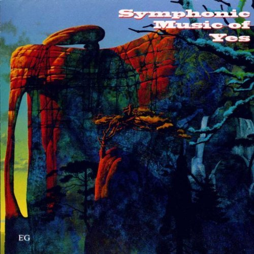 Yes London Philharmonic Orchestra Symphonic Music Of Yes London Po