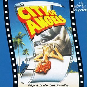 City Of Angels Original London Cast Recording Music By Cy Coleman
