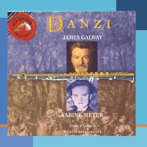 James Galway/Danzi: Cons@Cd-R