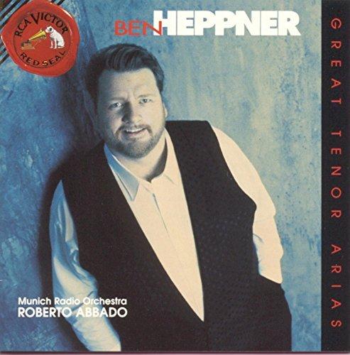 Ben Heppner/Great Tenor Arias@Heppner (Ten)@Abbado/Munich Rad Orch