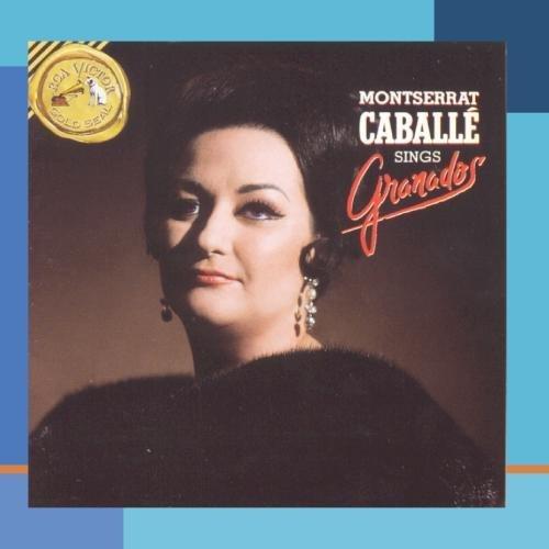 Caballe/Sings Granados@Cd-R