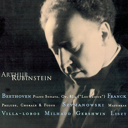 Artur Rubinstein Collection Vol. 11 Beethoven F Rubinstein (pno)
