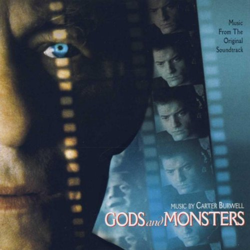 Gods & Monsters Score Music By Carter Burwell Hdcd