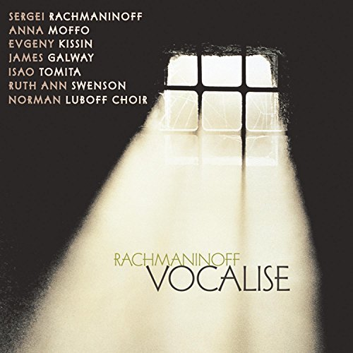 S. Rachmaninoff Vocalise Moffo Kissin Galway Swenson & Various