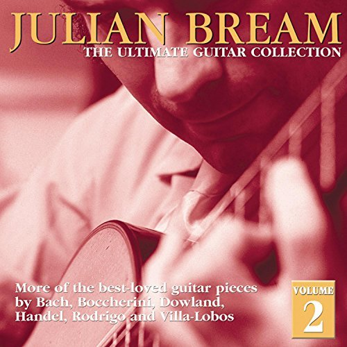 Julian Bream Ultimate Guitar Collection Vol Bream (gtr Lt)