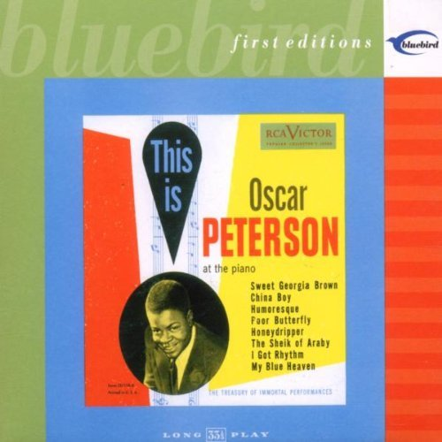 Oscar Peterson This Oscar Peterson 2 CD Set First Editions