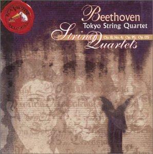L.V. Beethoven/Qrt String 4/11/16