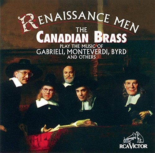 Canadian Brass Renaissance Men Canadian Brass