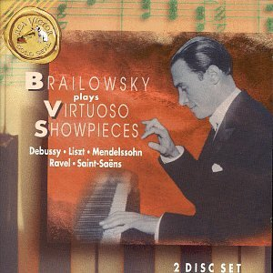 Alexander Brailowsky Performs Virtuos Showpieces Brailowsky (pno) Munch Boston Symphony Orch