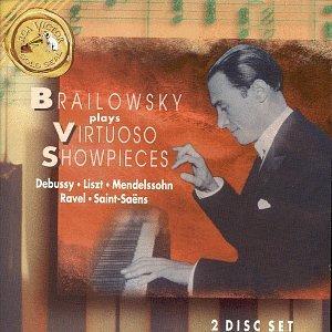 Alexander Brailowsky/Performs Virtuos Showpieces@Brailowsky (Pno)@Munch/Boston Symphony Orch