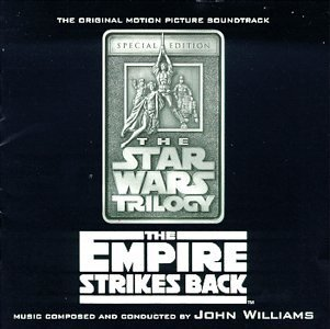 Star Wars Empire Strikes Back Soundtrack Music By John Williams Lmtd Ed. 2 CD 2 Cass Set