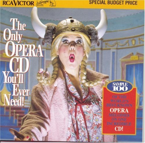 Only Opera CD You'll Ever Need Only Opera CD You'll Ever Need CD Rom Interactive Audio CD