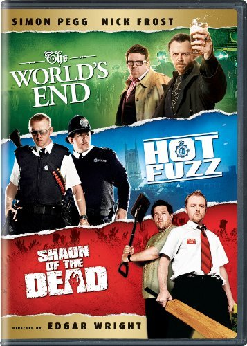 World's End Hot Fuzz Shaun Of The Dead World's End Hot Fuzz Shaun Of Ws Triple Feature