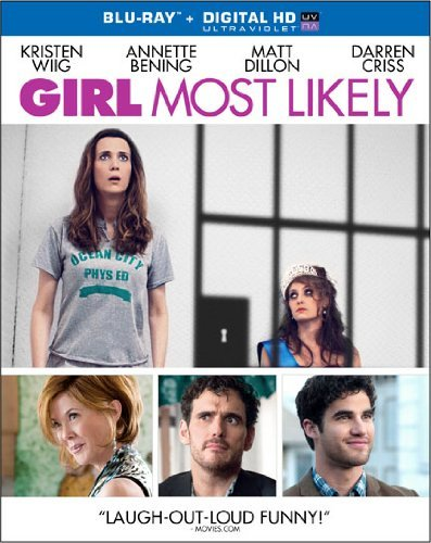 Girl Most Likely Girl Most Likely Blu Ray Ws Pg13 Uv