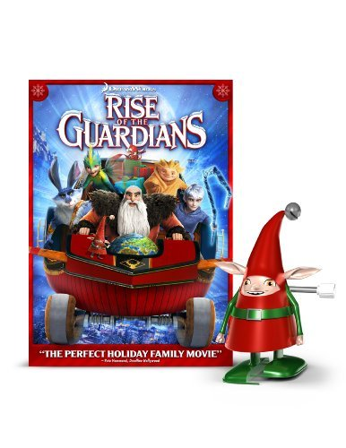 Rise Of The Guardians Holiday DVD Pg