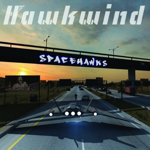 Hawkwind Spacehawks Import Gbr