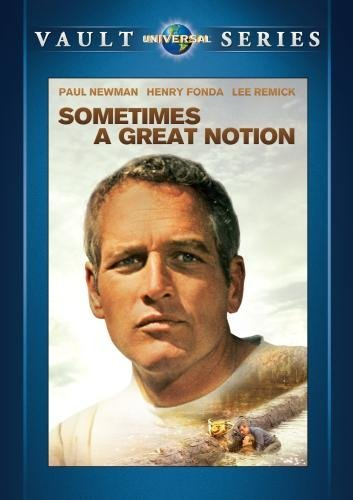 Sometimes A Great Notion Newman Fonda DVD Mod This Item Is Made On Demand Could Take 2 3 Weeks For Delivery