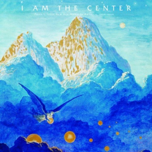 I Am The Center Private Issue New Age Music In America I Am The Center Remastered 3 Lp Slip Case Tip On Jackets