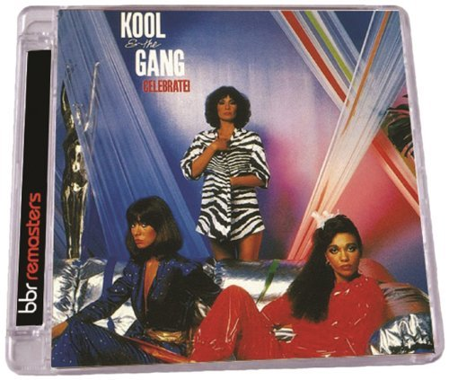 Kool & The Gang Celebrate! Expanded Edition Import Gbr