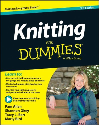Allen Knitting For Dummies 0003 Edition;