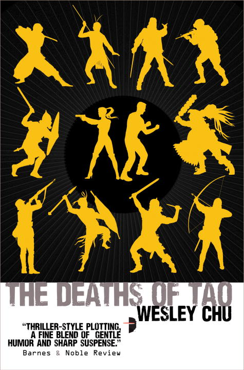 Wesley Chu The Deaths Of Tao