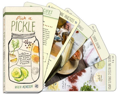 Hugh Acheson Pick A Pickle 50 Recipes For Pickles Relishes And Fermented S