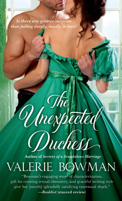 Valerie Bowman The Unexpected Duchess