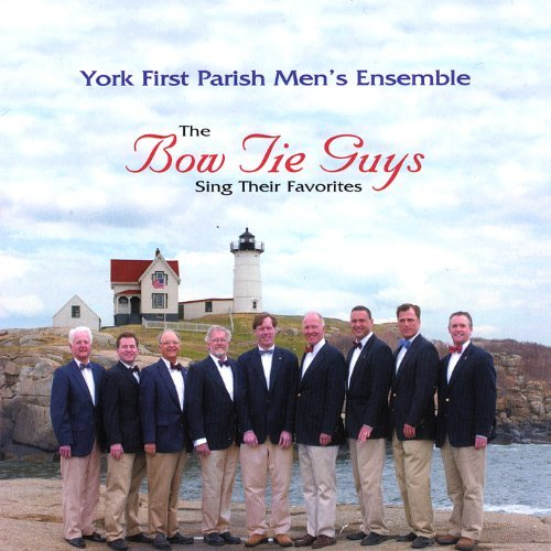 York First Parish Men's Ensemb Bow Tie Guys Sing Their Favori