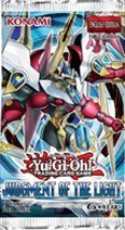 Yu Gi Oh Cards Judgment Of Light Booster Pack