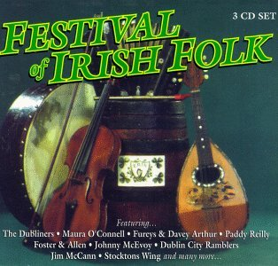 Festival Of Irish Folk Festival Of Irish Folk Dubliners O'connell Reilly +