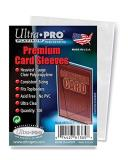 Card Sleeves Premium Card Sleeeves (soft) 100 Sleeves Per Pack