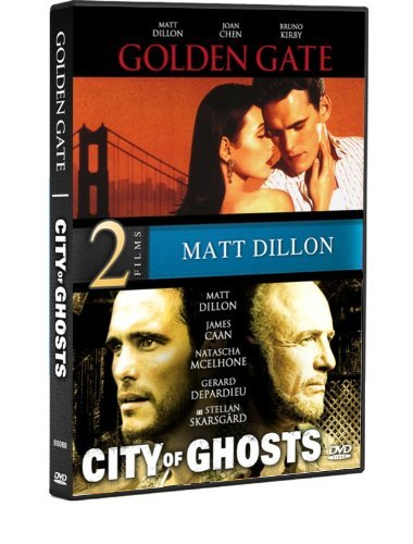Golden Gate City Of Ghosts Dillon Chen Nr