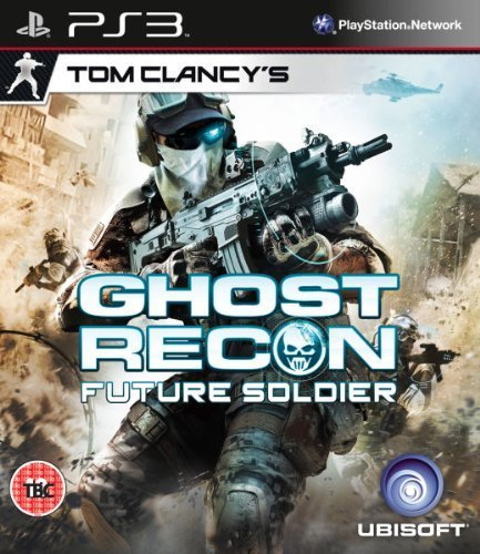 Ps3 Tom Clancy's Ghost Recon Future Soldier