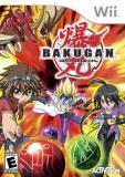 Wii Bakugan Battle Brawlers