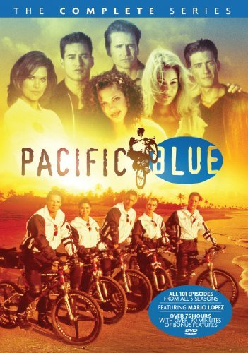 Pacific Blue Pacific Blue Complete Series Tv14 18 DVD