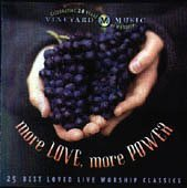 Winds Of Worship More Love More Power 25 Best Loved Live Worship Classics 2 CD