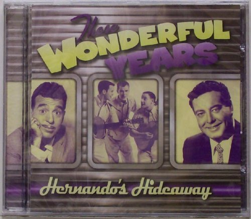 Louis Prima Keely Smith Archie Bleyer Andy Griffit Those Wonderful Years Hernando's Hideaway