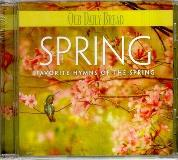Our Daily Bread Spring Favorite Hymns Of The Spring
