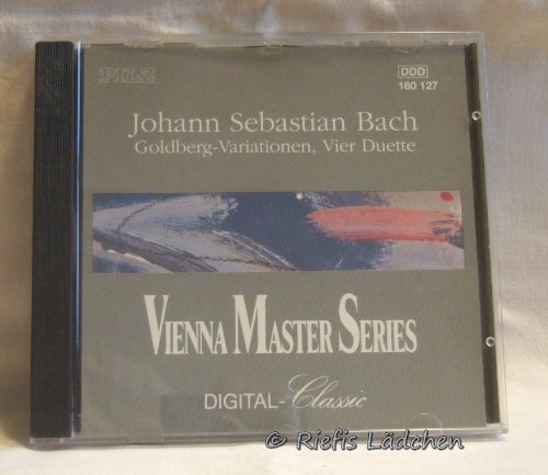 J.S. Bach Goldberg Variations Four Duets Goldberg Variations Four Duets