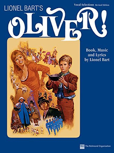 Hal Leonard Corp Oliver! Vocal Selections
