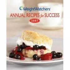 Unknown Weight Watchers Annual Recipes For Success 2007