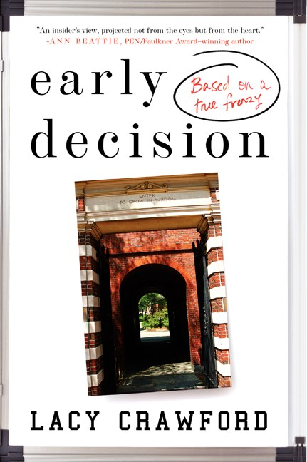 Lacy Crawford Early Decision