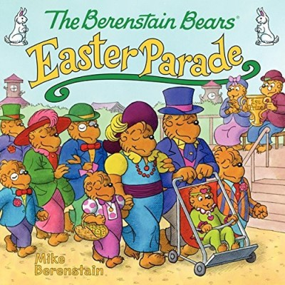 mike-berenstain-the-berenstain-bears-easter-parade
