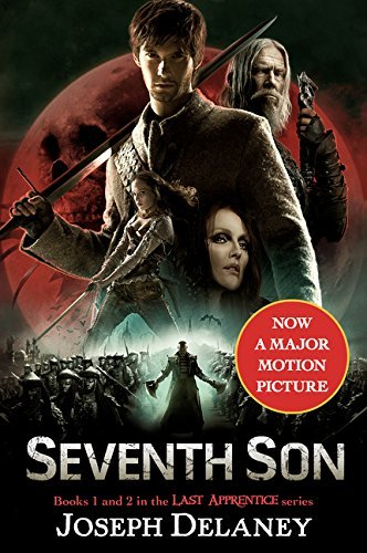 Joseph Delaney The Last Apprentice Seventh Son Book 1 And Book 2